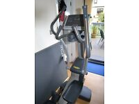 Gym equipment -Technogym Cross Trainer & Spinning Bike, Concept 2 Rowing Machine