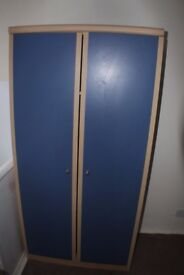 2 x Double wardrobes good condition £60 for the pair