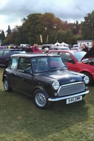 Rover Mini 1.3L Balmoral 1999 Immaculate Showroom Condition 17,300 miles. 1 owner until 2017