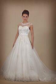 House of Nicholas Wedding Dress (new)