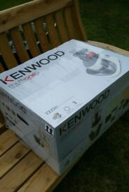 Brand New Kenwood KHH326WH MultiOne Kitchen food processor Machine one solution for everything.