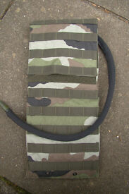 New - WOODLAND camo - Arktis Hydration System - MOLLE Compatible