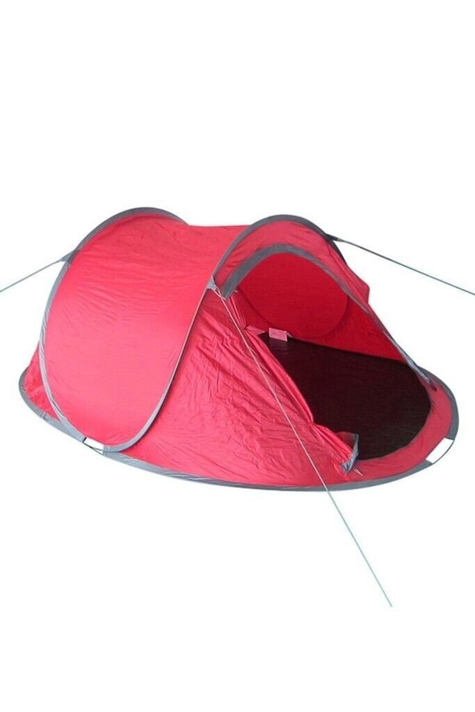 new concept a7156 1e743 3 man pop up tent mountain warehouse | in Knightswood, Glasgow | Gumtree