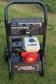 petrol pressure power washer for spares or repair