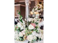 High quality silk flower florist Wedding Business For Sale, wedding hire business for sale