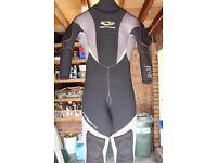 Neptune Inferno Semi dry wetsuit - Ladies size 10-12