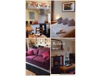 Whitby spacious ground floor apartment dog friendly close to beach and town