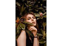 Fashion, Portrait and Lifestyle photographer