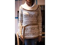 WARM AND COSY KNITWEAR, NEVER BEEN WORN