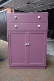 Draw and Cabinet combined unit.