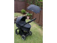 BabyStyle Oyster pram and pushchair.