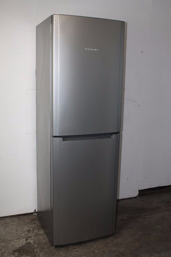 Hotpoint Fridge Freezer Height 187cm Excellent Condition 6 Month Warranty Delivery Available