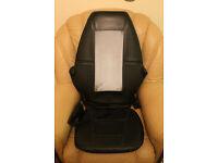 Homedics back massager seat cushion