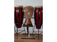 African Drumming, one-to-one tuition in Bristol