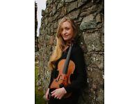 Violin and viola lessons