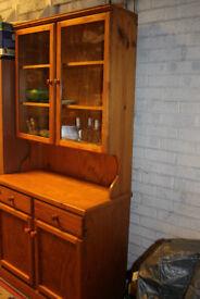 Australian Pine Dresser - 1980 - pick up only from Cramlington