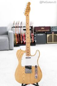 1973 Fender Telecaster with Maple Fretboard in Natural