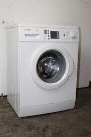 Bosch 7kg 1400 Spin Washing Machine Digital Display Excellent Condition 6 Month Warranty