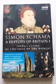 Complete Simon Schama History of Britain Set