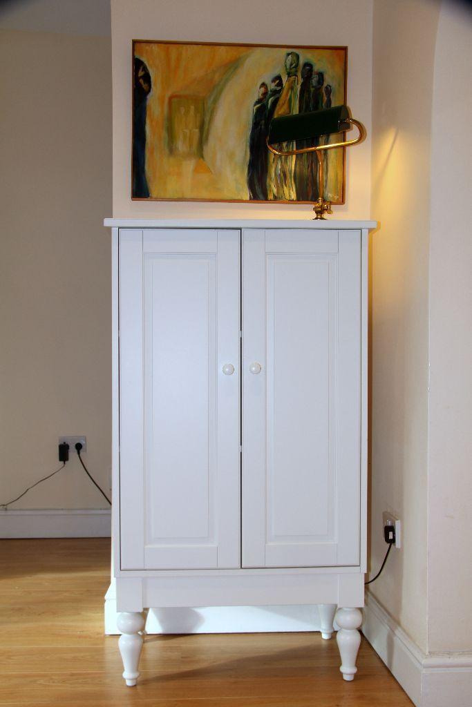 Ikea Isala Cabinet - White | in Kingston, London | Gumtree