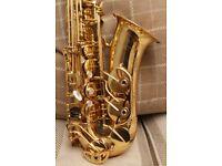 Yanagisawa A991 alto saxophone in near mint condition