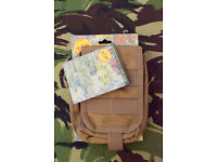 Brand New - Coyote Color - Utility (Molle Modular) T.O.P EDC Pouch (last one)