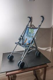 Stroller toy for a doll/soft toys. Immaculate condition. One careful owner