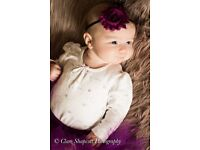 Baby, Child and Family Photoshoots for just £50 all images uploaded to online viewing gallery