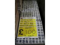 JOB LOT! Ceramic Tiles - 19m2 - 174 Tiles 33x33cm