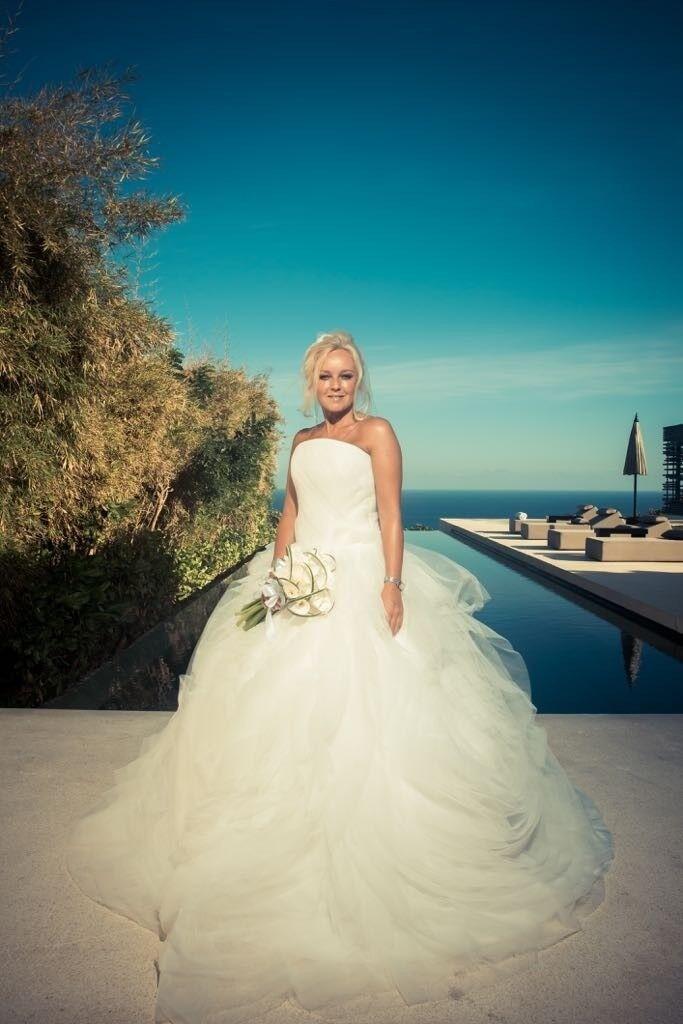 VERA WANG DESIGN WEDDING DRESS | in Bolton, Manchester | Gumtree