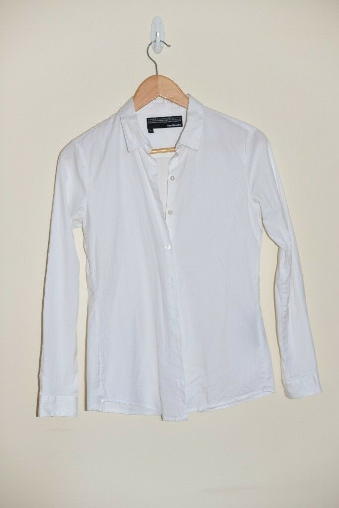 5ffb6da82c The Kooples white fitted ladies shirt | in Acton, London | Gumtree
