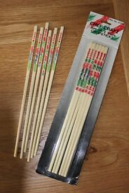 COLLECTIBLE CHOPSTICKS – CHEF CRAFT