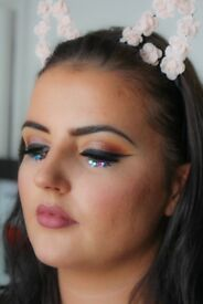 Professional Freelance Makeup artist