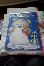 JOB LOT FATHERS DAY CARDS 35 IN TOTAL