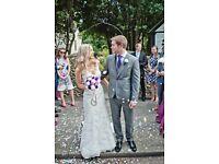 Beautiful Essence of Australia wedding dress size 6-8