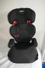 HARDLY USED CHILD CAR SEAT