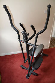 Everlast EV-460 Cross Trainer in exc condition.