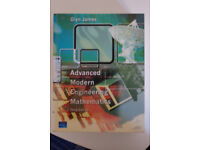 Advanced Modern Engineering Mathematics third edition Glyn James