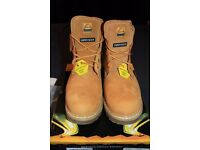 Mens size 11 Safety work boots BRAND NEW