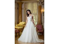 Verise Bridal 'Mila' Princess Wedding Dress in Ivory size 20