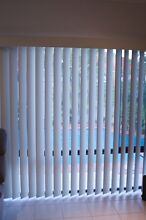 VERTICAL BLINDS - large set for sale Pelican Waters Caloundra Area Preview