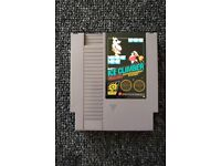 HARD TO FIND - Nintendo NES Ice Climber (1986 old school gaming)