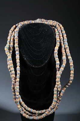 Art African Beads African Gashinghana Molten Glass 13 2