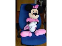 """2 feet / 24"""" / 60 cm tall Minnie Mouse Toy"""