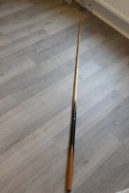 hand made snooker/pool cue
