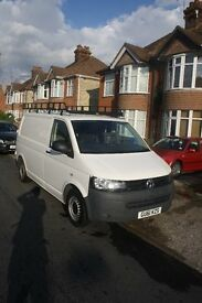 Vw Transporter T5 SWB T28, 12 Months MOT, less than 100,000 miles *NO VAT*