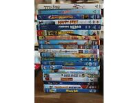 Collection of Childrens DVD's