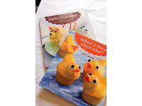Hello Cupcake! & What's New Cupcake? by Karen Tack & Alan Richardson