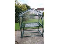 Mini greenhouse.