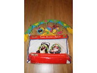 pushchair toy arch - tiny love take along arch